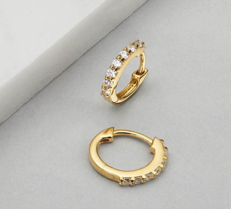 Frearsons Jewellers Gold Jewellery Gold Earrings Gifts Belper Derbyshire