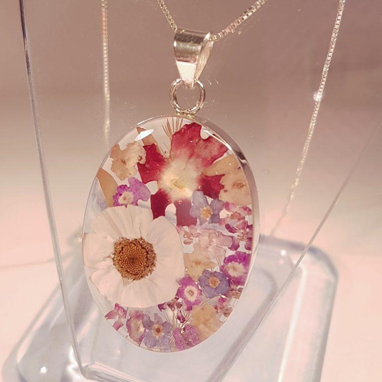 Shrieking Violet Necklace Collection Jewellery Accessories Frearsons Jewellers Belper Derbyshire
