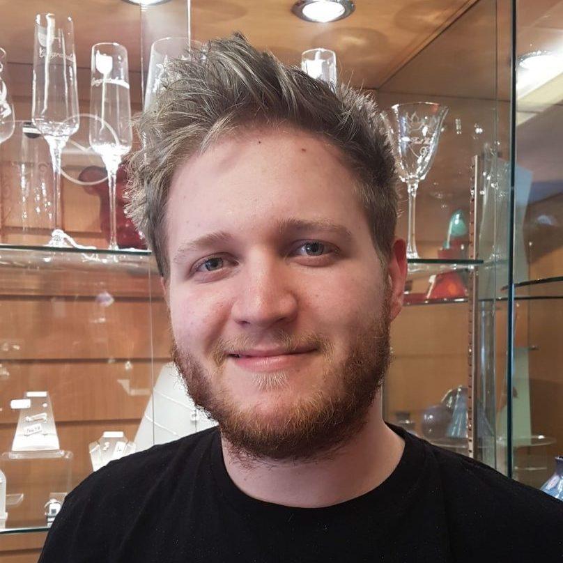 Sam Silverman Frearsons Jewellers Belper
