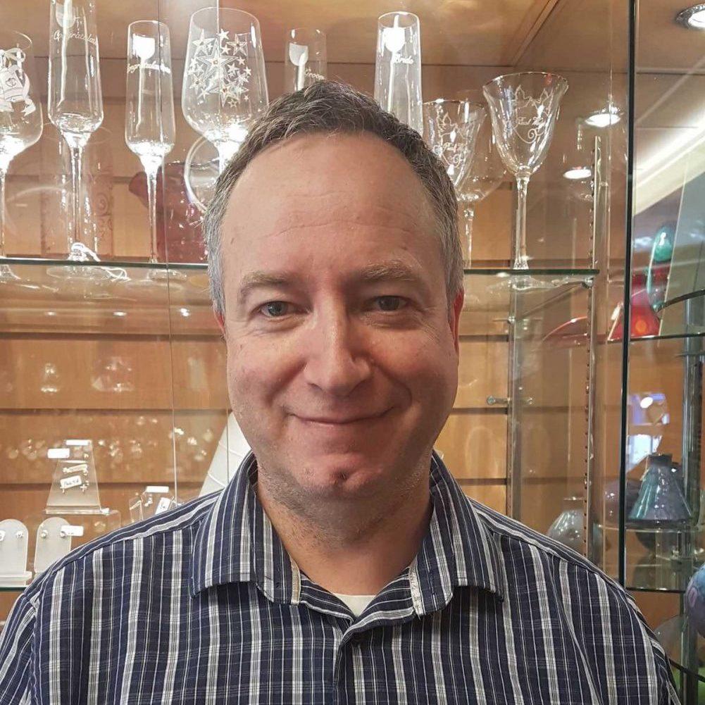 Steve Silverman Frearsons Jewellers Belper
